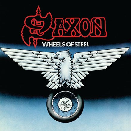 Saxon - Wheels of Steel Vinyl LP (Out Of Stock) Pre-order - direct audio