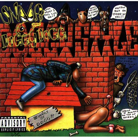 Snoop Doggy Dogg - Doggystyle on 2LP Set - direct audio