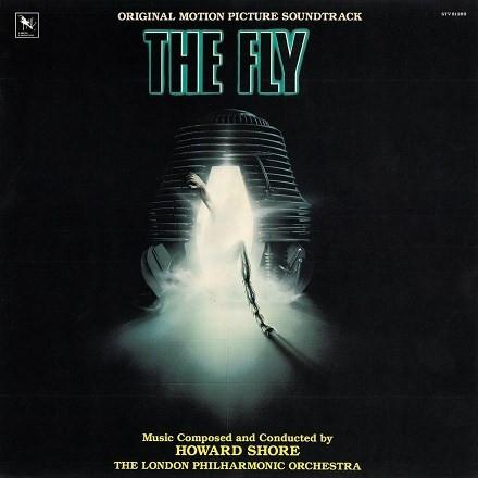 Howard Shore - The Fly: Original Motion Picture Soundtrack Colored Vinyl LP - direct audio