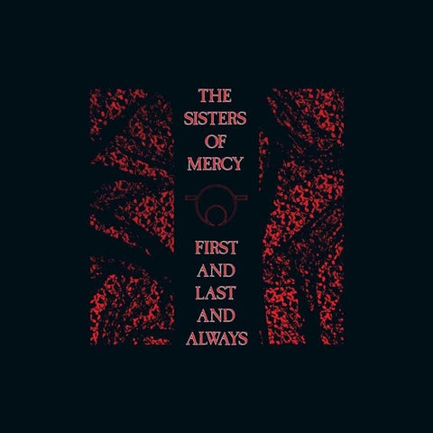 The Sisters Of Mercy - First And Last And Always on Limited Edition 180g 4LP Box Set - direct audio - 1