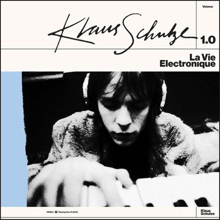 Klaus Schulze - La Vie Electronique Volume 1.0 Vinyl 2LP