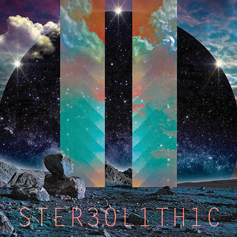 311 - Stereolithic on 180g 2LP + Download - direct audio - 1