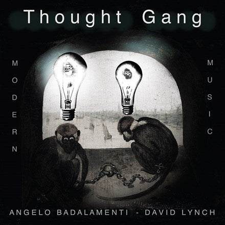 Thought Gang (David Lynch and Angelo Badalamenti) - Thought Gang Colored Vinyl 2LP - direct audio