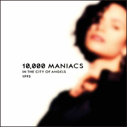 10,000 Maniacs - In the City of Angels: 1993 Broadcast Vinyl 2LP - direct audio