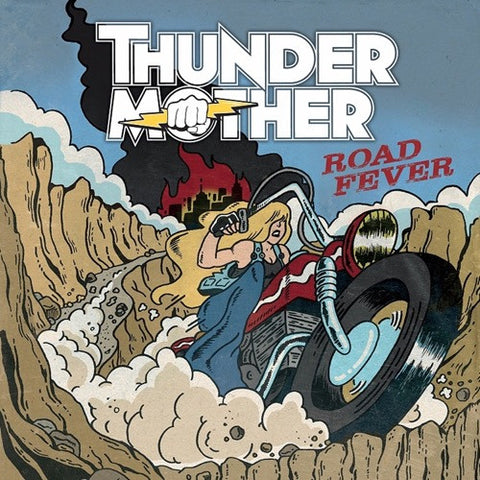 Thundermother - Road Fever on Vinyl LP - direct audio