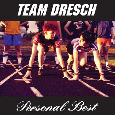 Team Dresch - Personal Best Colored Vinyl LP (Out Of Stock) - direct audio