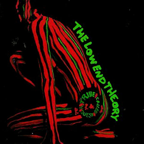 A Tribe Called Quest - The Low End Theory on LP - direct audio