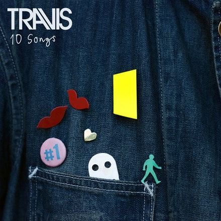 Travis - 10 Songs Vinyl LP - direct audio