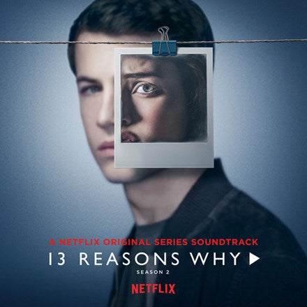 13 Reasons Why: Season 2 Soundtrack - Various Artists Vinyl 2LP - direct audio