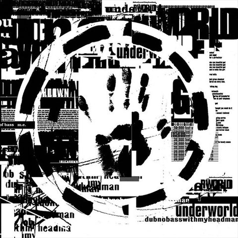 Underworld - Dubnobasswithmyheadman: 20th Anniversary Edition on Limited Edition 180g 2LP + Download - direct audio