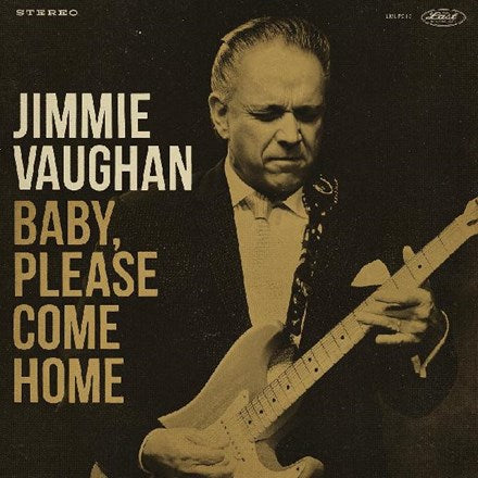 Jimmie Vaughan - Baby, Please Come Home Colored Vinyl LP - direct audio