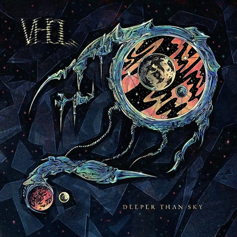 VHOL - Deeper Than Sky Vinyl LP - direct audio