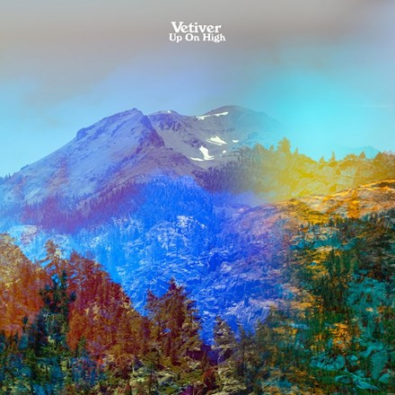 Vetiver - Up On High Colored Vinyl LP - direct audio