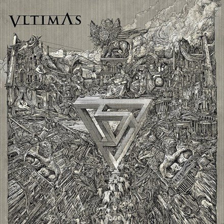 Vltimas - Something Wicked Marches In Vinyl LP (Out Of Stock) - direct audio