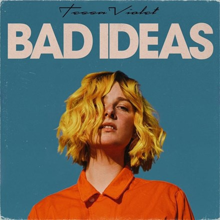 Tessa Violet - Bad Ideas Colored Vinyl LP (Out Of Stock) - direct audio