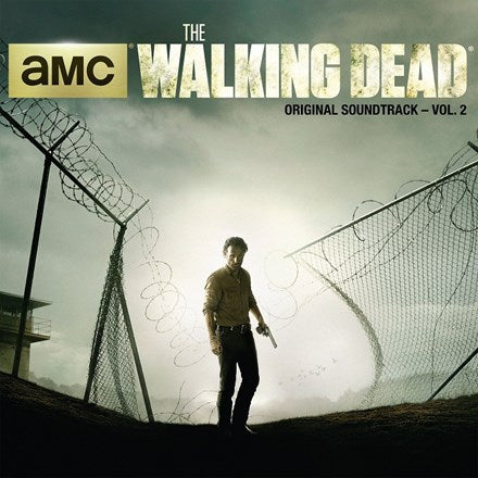 The Walking Dead: Original Soundtrack Volume 2 Various Artists on Limited Edition Vinyl LP
