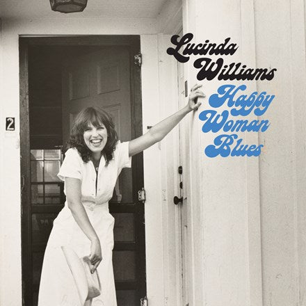 Lucinda Williams - Happy Woman Blues Vinyl LP - direct audio