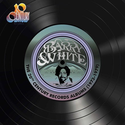 Barry White - The 20th Century Records Albums 1973-1979 9CD Box Set (Out Of Stock) - direct audio