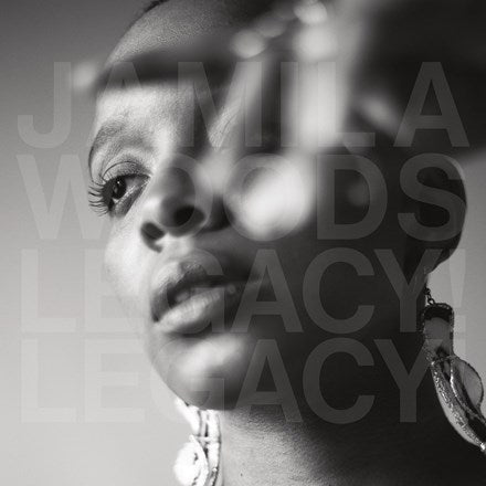 Jamila Woods - Legacy! Legacy! Colored Vinyl 2LP - direct audio