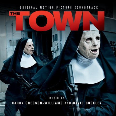 Harry Gregson Williams The Town: Original Soundtrack Colored Vinyl LP