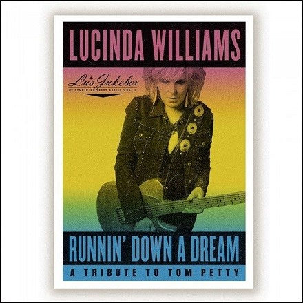 Lucinda Williams - Runnin' Down a Dream: A Tribute to Tom Petty Vinyl 2LP - direct audio