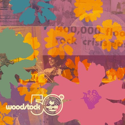 Woodstock: Back to the Garden: 50th Anniversary - Various Artists Vinyl 5LP Box Set - direct audio