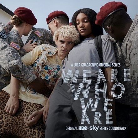 Devonte Hynes - We Are Who We Are: Original Series Soundtrack Vinyl 2LP - direct audio