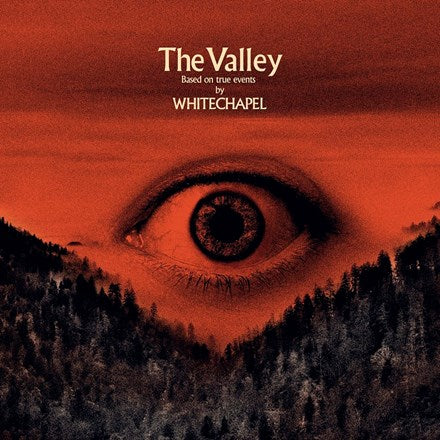 Whitechapel - The Valley Colored Vinyl LP - direct audio
