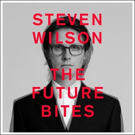 Steven Wilson - The Future Bites Colored Vinyl LP - direct audio