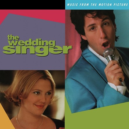 The Wedding Singer: Music From The Motion Picture - Various Artists 180g Vinyl LP (Out Of Stock) - direct audio