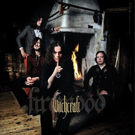 Witchcraft - Firewood Colored Vinyl LP