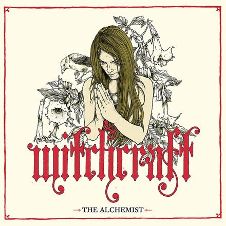 Witchcraft - The Alchemist Colored Vinyl LP