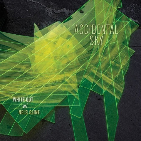 White Out with Nels Cline - Accidental Sky Vinyl LP - direct audio