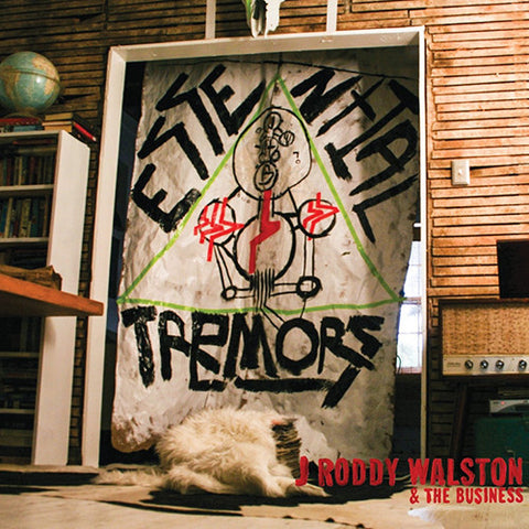 "J Roddy Walston And The Business - Essential Tremors Vinyl LP + 7"" + Download - direct audio"