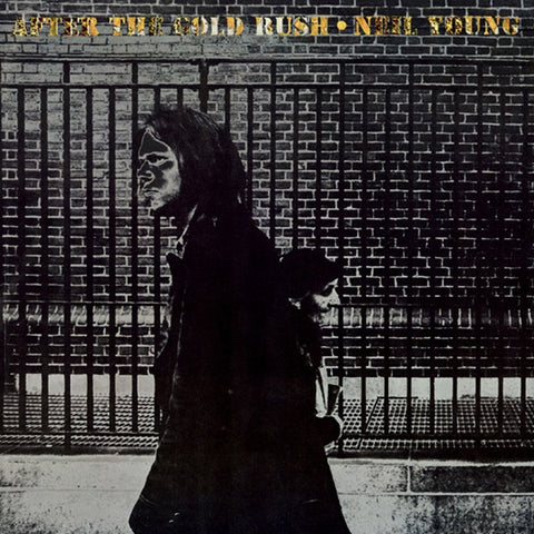 Neil Young - After the Gold Rush on 180g Vinyl LP - direct audio