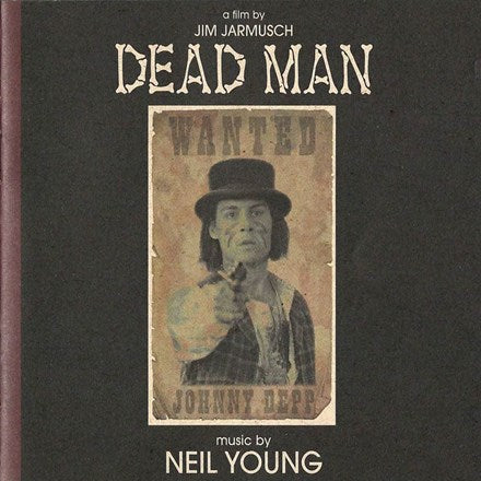 Neil Young - Dead Man: Soundtrack Vinyl 2LP