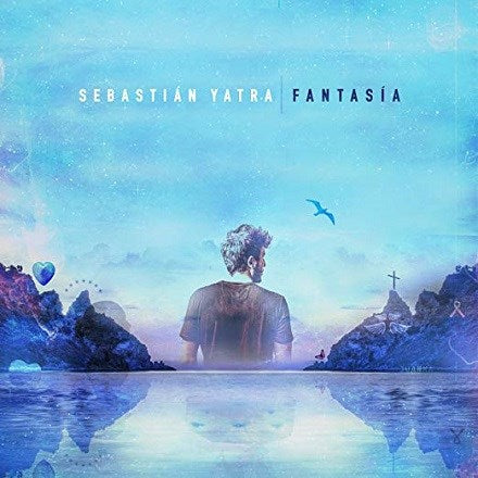 Sebastian Yatra - Fantasia Vinyl LP - direct audio