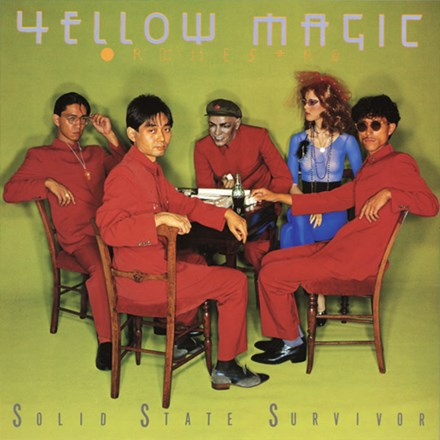 Yellow Magic Orchestra - Solid State Survivor 180g Import Vinyl LP - direct audio