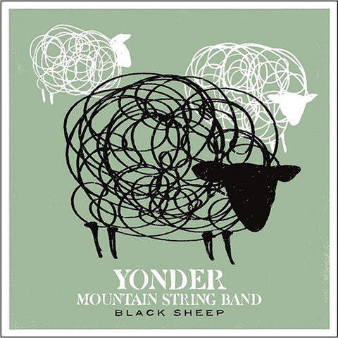 Yonder Mountain String Band - Black Sheep 180g Vinyl 2LP w/ D-Side Etching + Download - direct audio