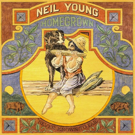 Neil Young - Homegrown Vinyl LP (Indie Exclusive) - direct audio