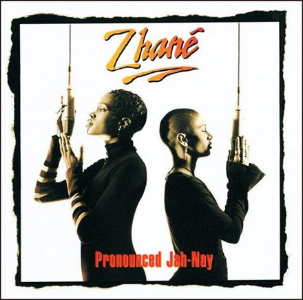 Zhane - Pronounced Jah-Nay Colored Vinyl 2LP