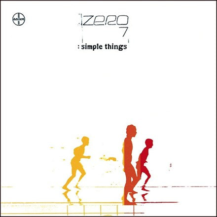 Zero 7 - Simple Things 180g Vinyl 2LP