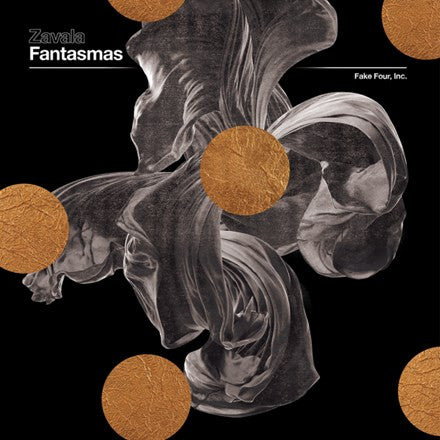 Zavala - Fantasmas Vinyl LP January 13 2017 Pre-order - direct audio