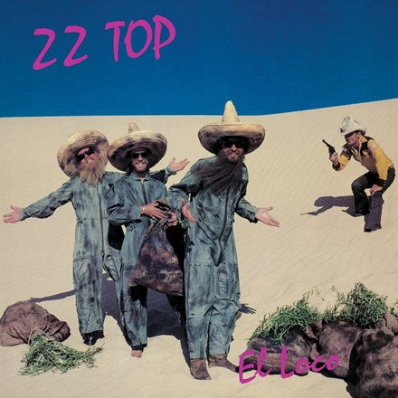 ZZ Top - El Loco (SYEOR) Colored Vinyl LP - direct audio