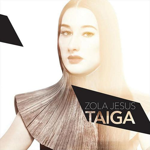 Zola Jesus - Taiga Colored Vinyl LP + Download