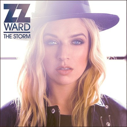 ZZ Ward - The Storm Vinyl LP - direct audio