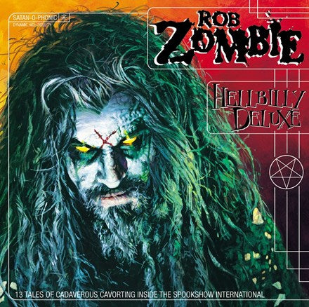 Rob Zombie - Hellbilly Deluxe Vinyl LP (Out Of Stock) Pre-order - direct audio