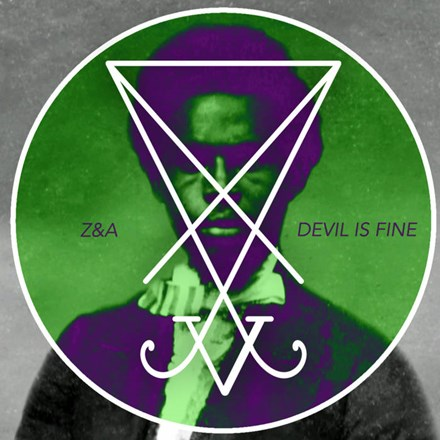 Zeal and Ardor - Devil Is Fine Colored Vinyl LP