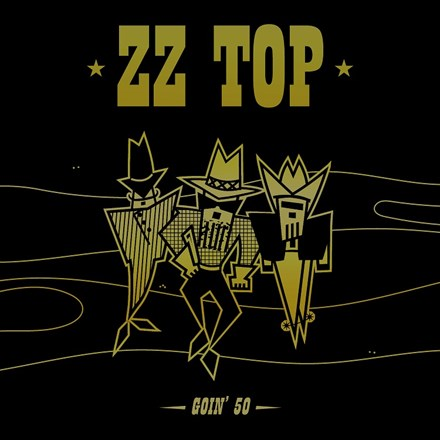 ZZ Top - Goin' 50 180g Vinyl 5LP Box Set - direct audio