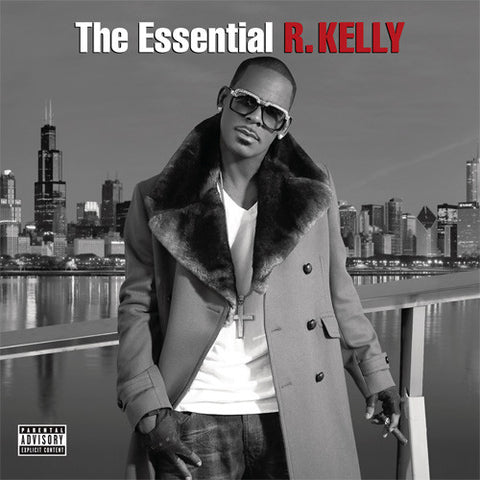 R. Kelly - The Essential R. Kelly on Vinyl 2LP - direct audio